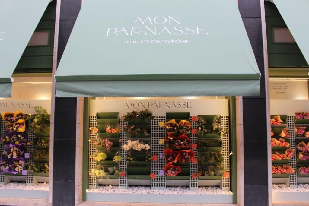 Mon Parnasse: el oasis floral que acaba de abrir sus puertas en Madrid