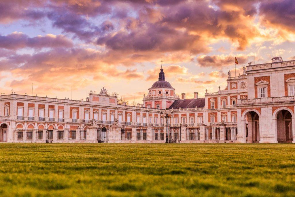 Visita gratis todos los palacios de Patrimonio Nacional