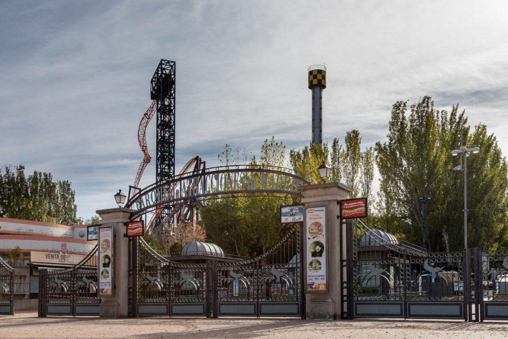El Parque de Atracciones de Madrid ha reabierto sus puertas