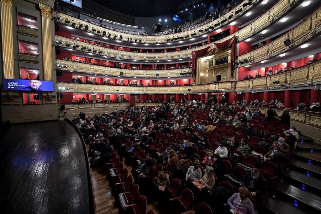El único teatro lírico europeo que sigue abierto está en Madrid