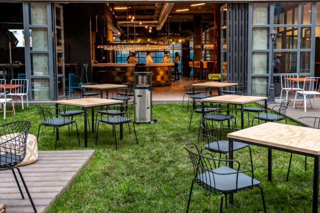 Citynizer Plaza: esencia madrileña en un novedoso espacio de Lavapiés