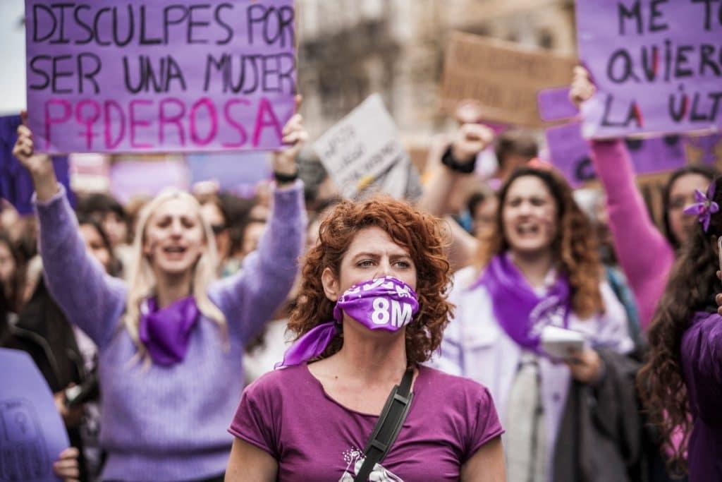 Madrid prohíbe todas las concentraciones de los días 7 y 8 de marzo