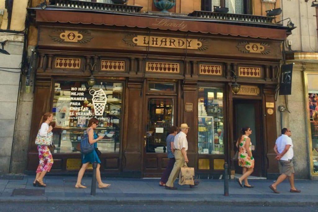 El Restaurante Lhardy no entrará en concurso de acreedores