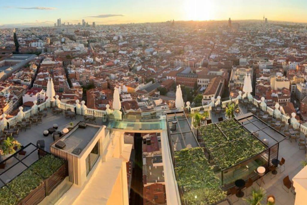 De Madrid al Cielo Sky Bar: la mejor música se pincha en las alturas