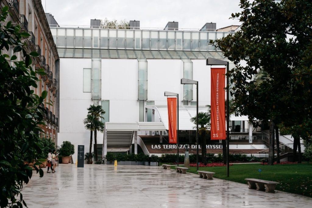 El Museo Thyssen celebra por todo lo alto el centenario del barón