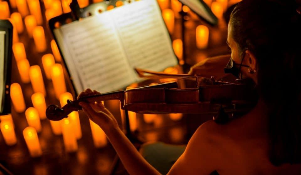 La música de Ennio Morricone sonará a la luz de las velas