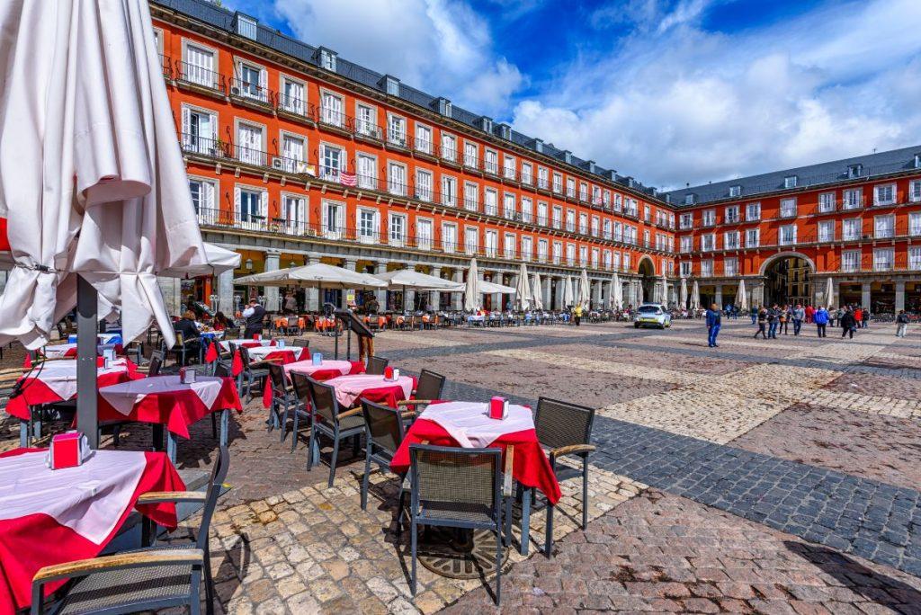 Vivir en Madrid es un 23% más caro que en el resto de España
