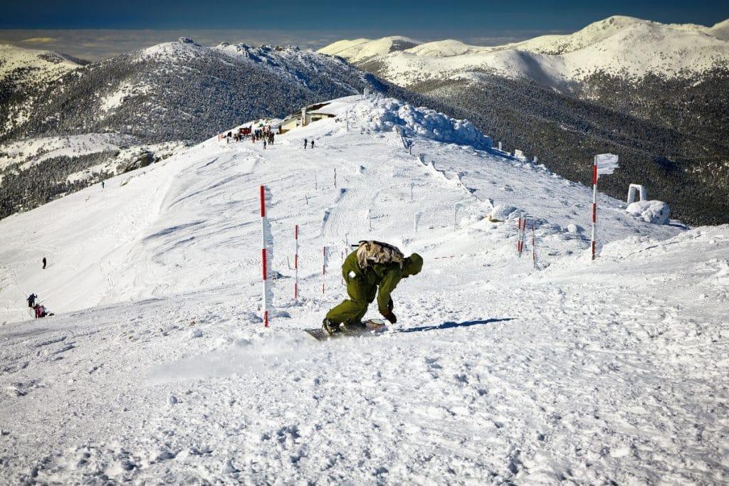 Cierra definitivamente la estación de esquí de Navacerrada