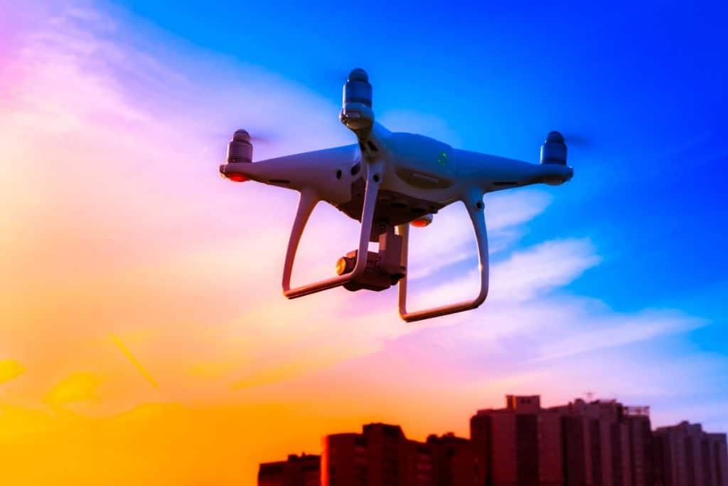 Madrid, pionera en la prueba de drones a domicilio
