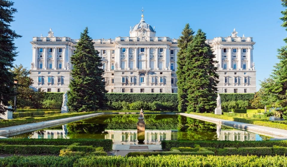 Reabre al público una parte del Palacio Real tras 25 años cerrada