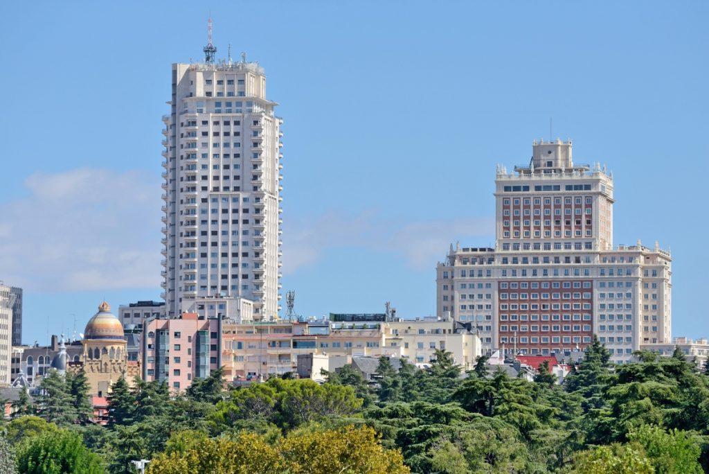 Las obras de plaza España acabarán antes de que termine el año