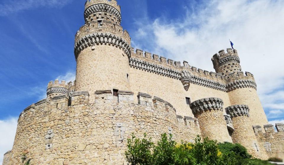 Uno de los castillos más espectaculares de España es de Madrid