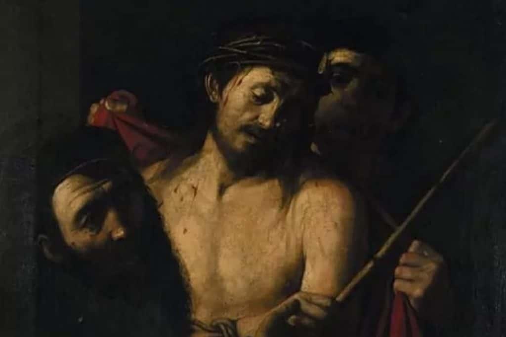 Aparece en Madrid un óleo atribuido a Caravaggio que se vendía por 1.500€