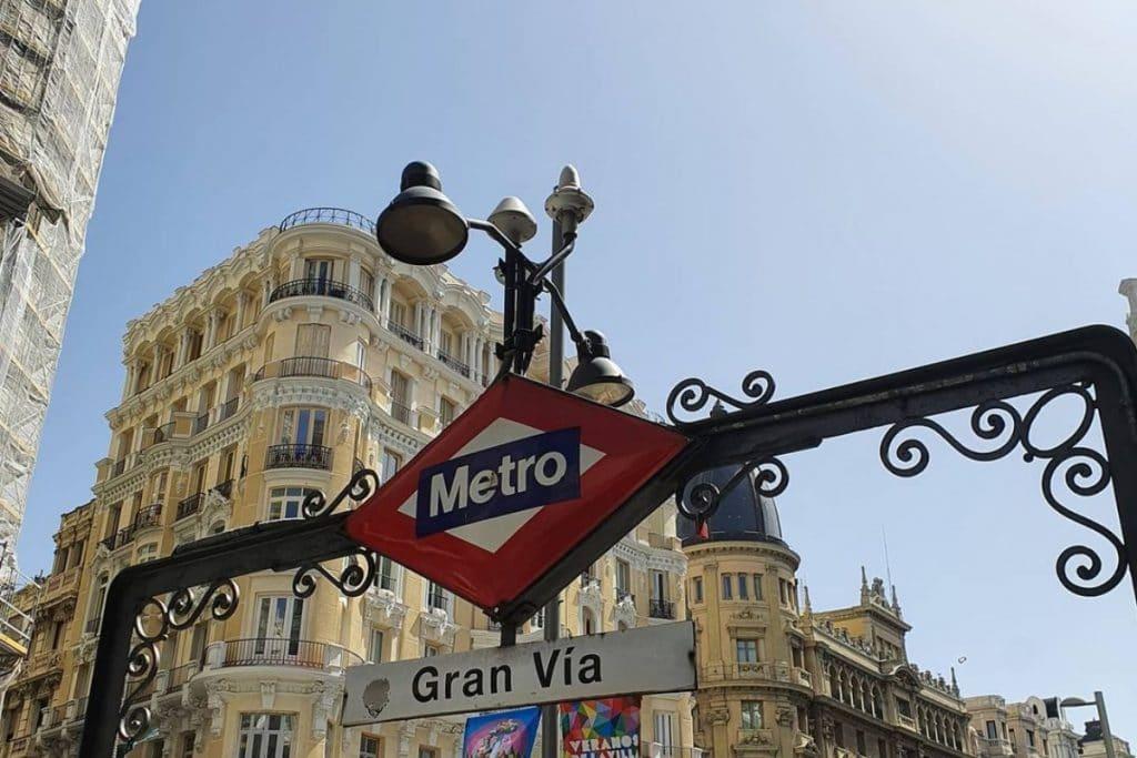 La estación de metro de Gran Vía ya tiene fecha de reapertura