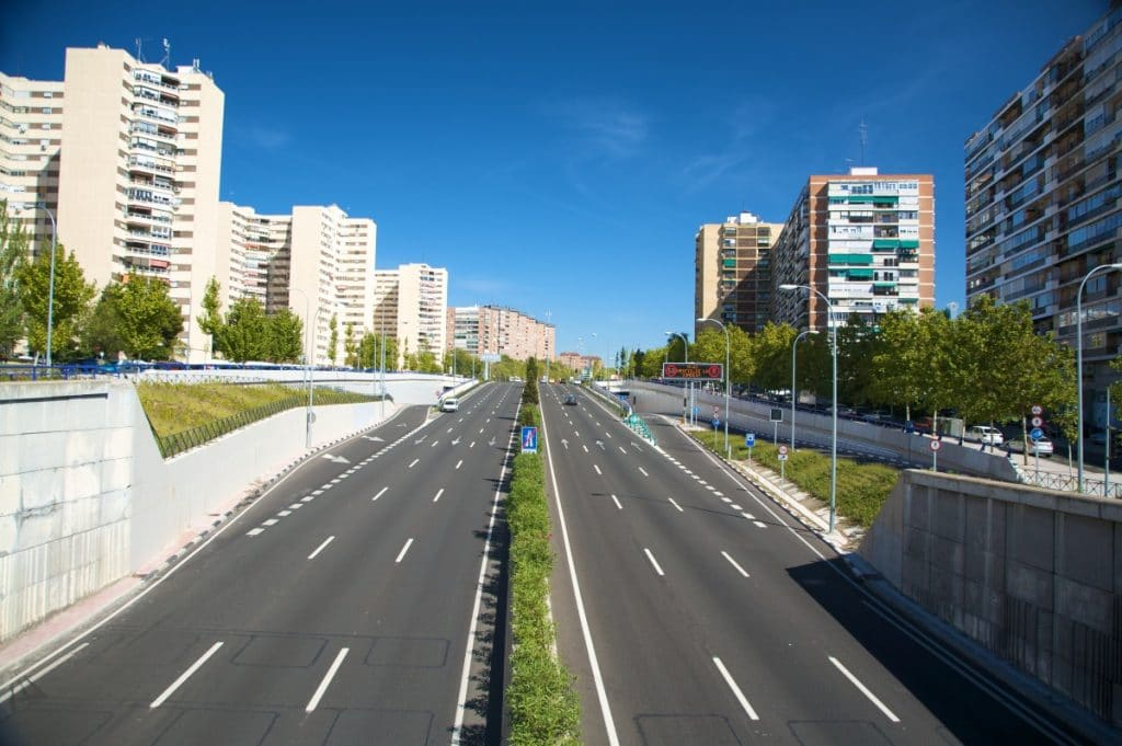Termina el cierre perimetral en la Comunidad de Madrid