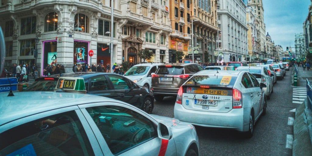 A partir de hoy: prohibido circular a más de 30km/h en el 80% de las calles de Madrid