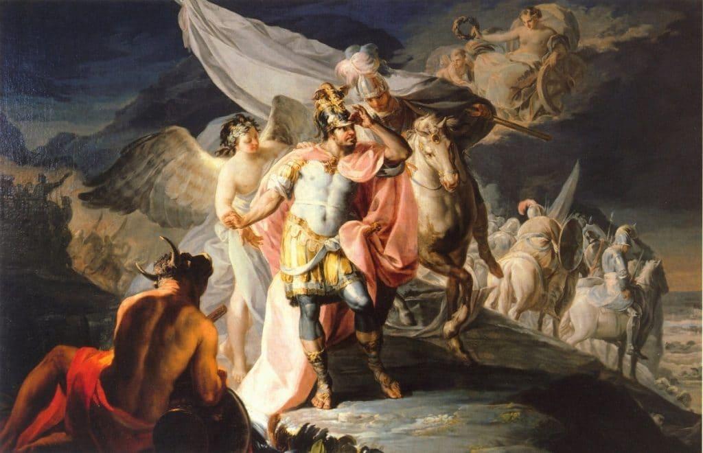 El Prado consigue la primera obra documentada de Goya