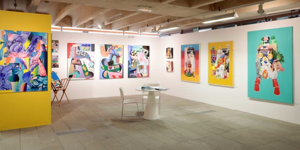 Urvanity: vuelve a Madrid la feria de Nuevo Arte Contemporáneo
