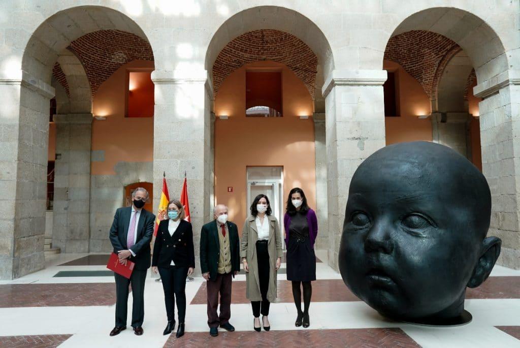 La Real Casa de Correos alberga una expo gratuita del artista Antonio López