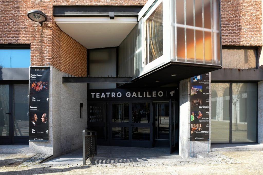 El Teatro Galileo pasará a llamarse Teatro Quique San Francisco