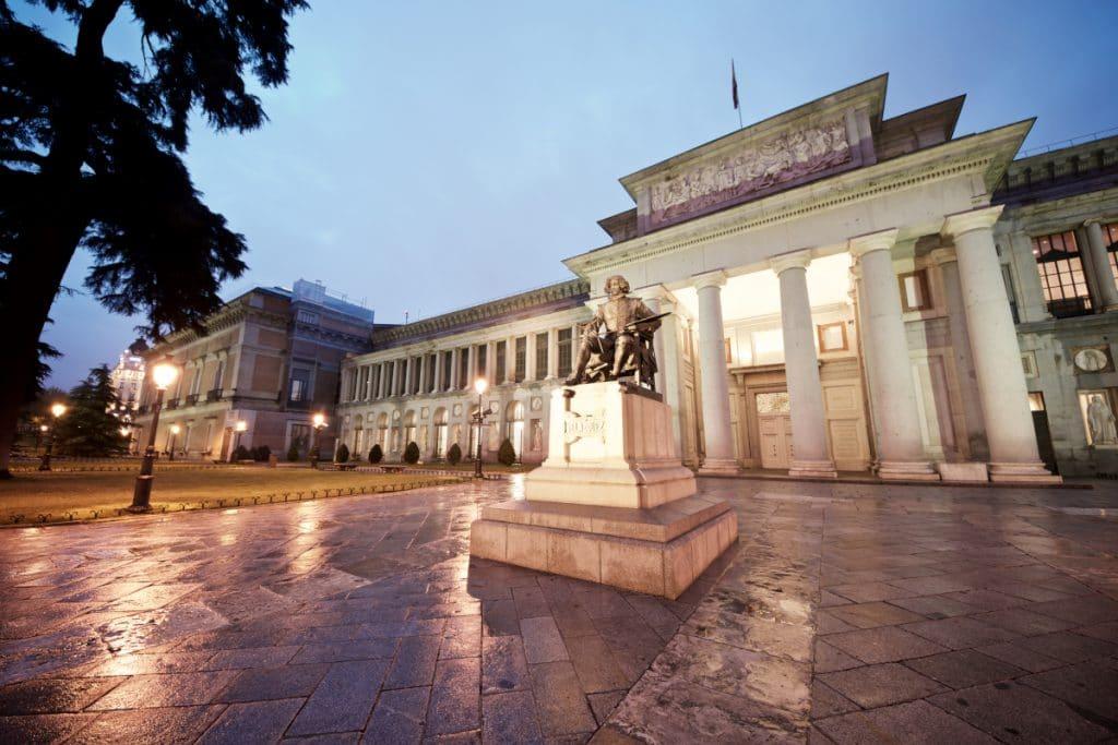 Ya puedes visitar el Museo del Prado de manera virtual