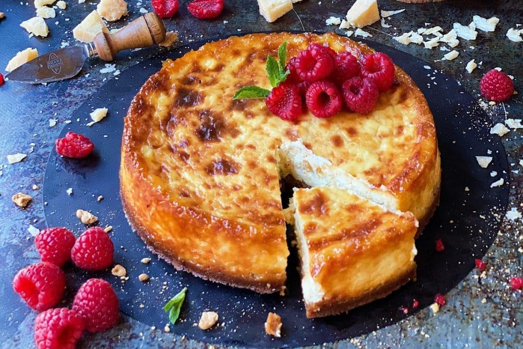 Llega a Madrid el primer festival de la cheesecake de Grana Padano