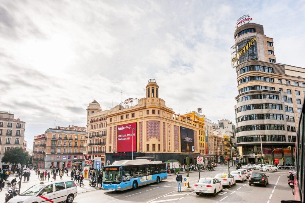 Madrid, una de las ciudades con peor calidad de vida según la OCU