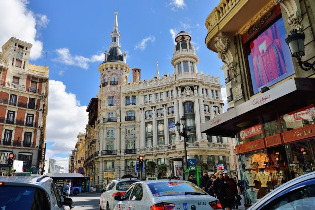 Madrid tendrá otro hotel de 5 estrellas en el centro