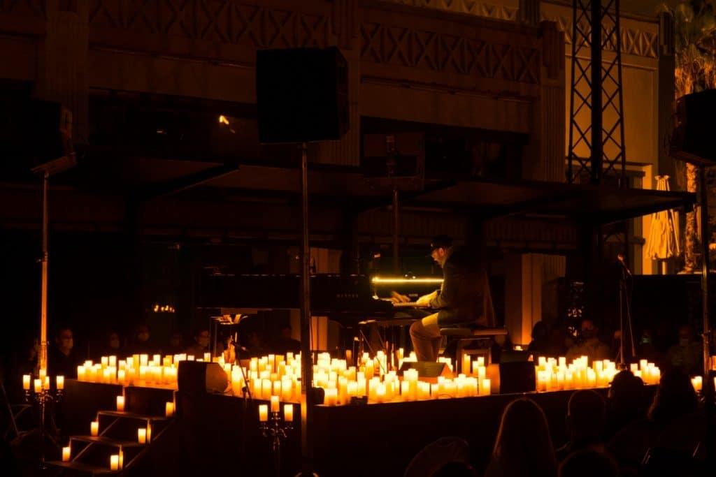 Los mejores musicales suenan en Madrid y a la luz de las velas
