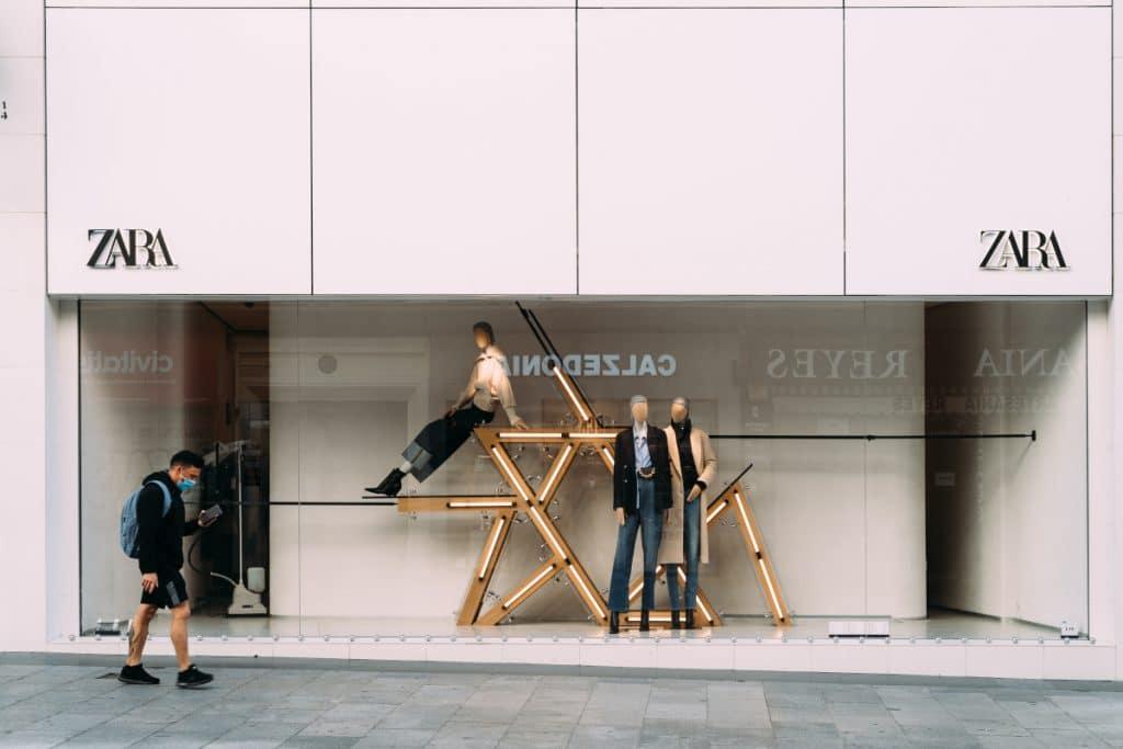 Zara Beauty: la nueva línea de cosméticos de Inditex que llega a una tienda de Madrid