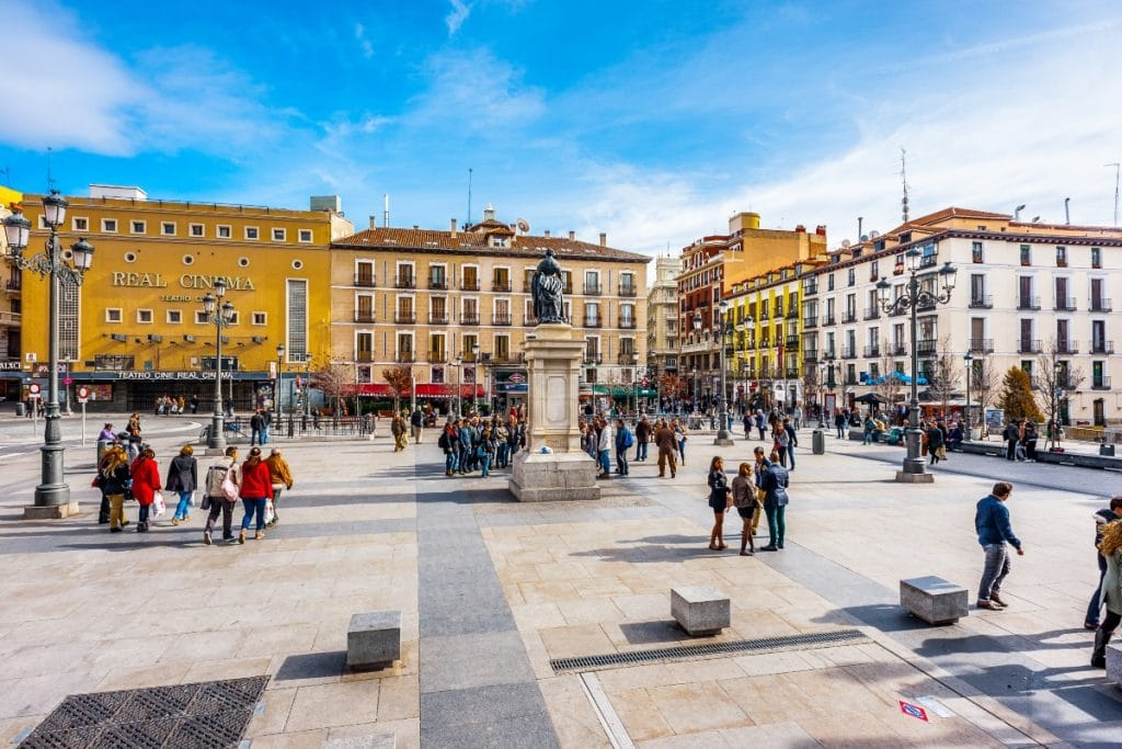Suben (por fin) las temperaturas en Madrid
