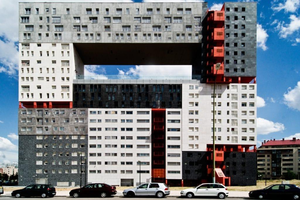 El Mirador de Sanchinarro: el edificio más extraño de Madrid
