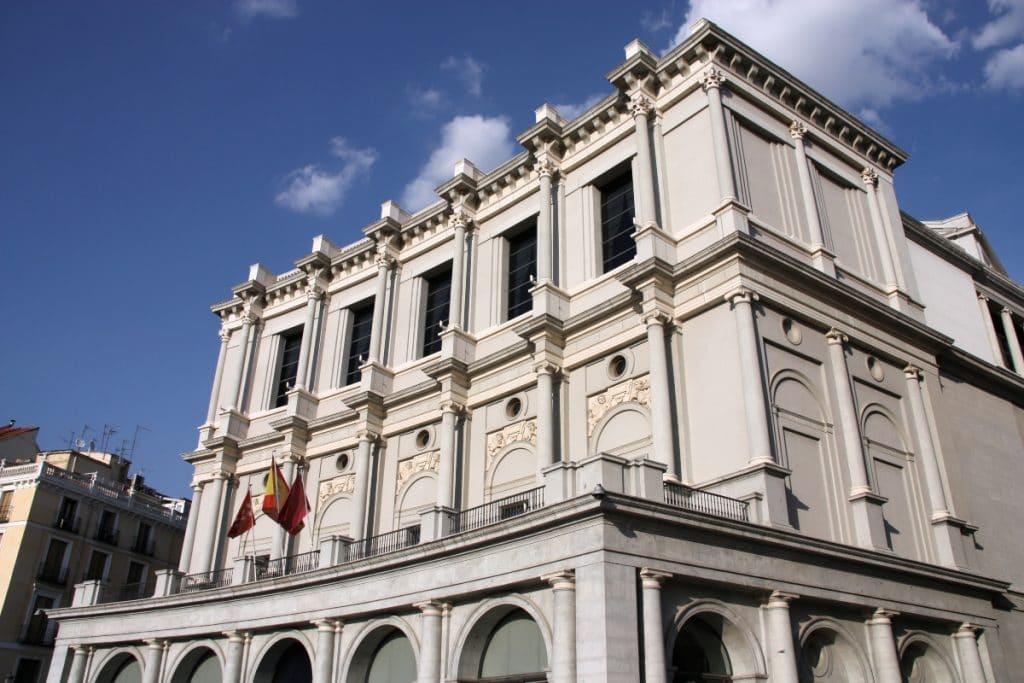 El Teatro Real, nombrado mejor ópera del mundo