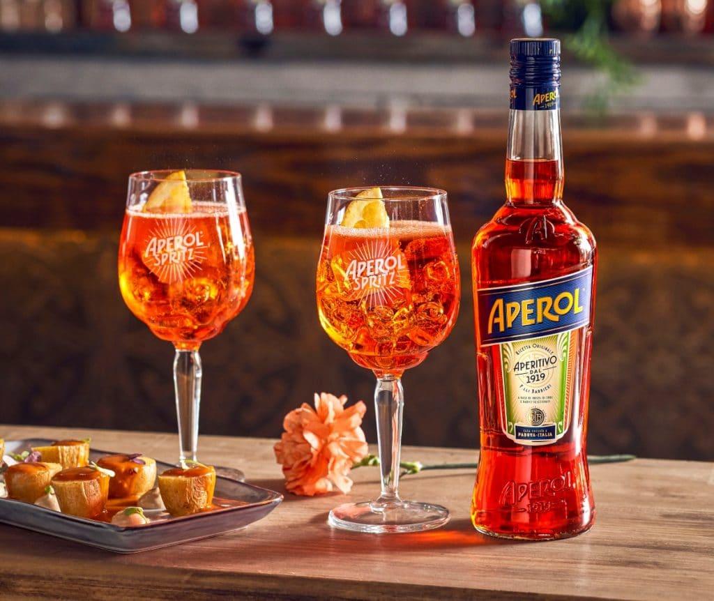 Aperol Spritz rinde culto a las tapas madrileñas con esta irresistible ruta Neocastiza