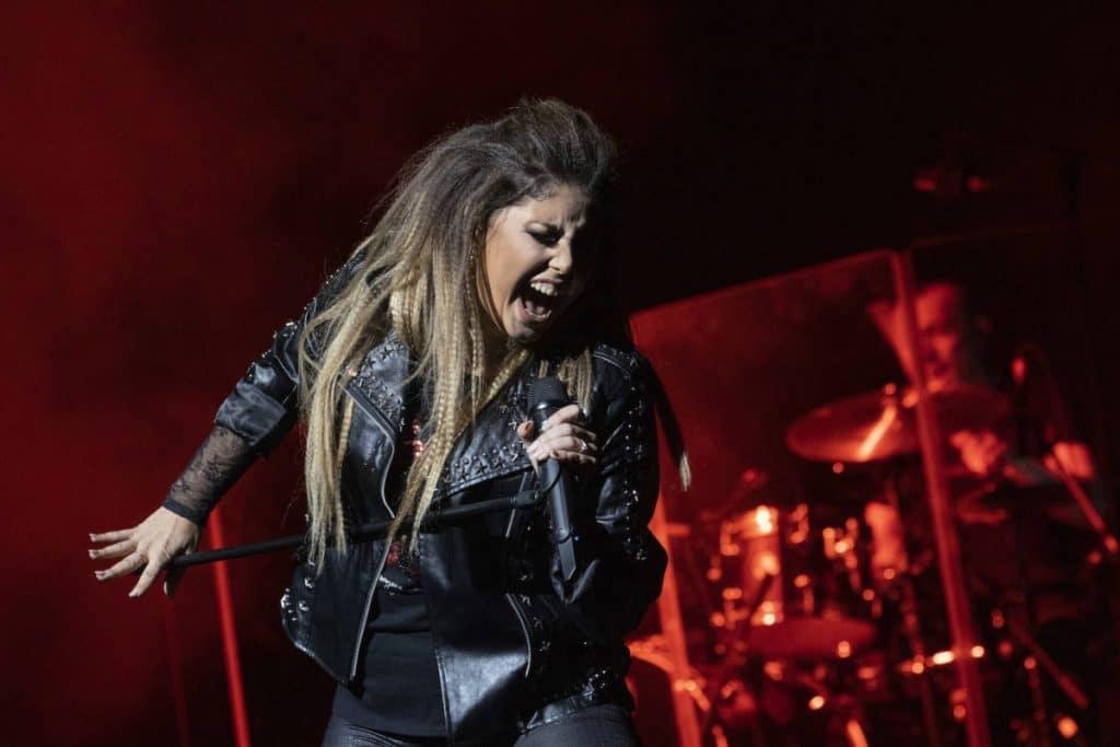 Cristina Ramos ofrecerá en Madrid dos nuevos conciertos de Rock Talent