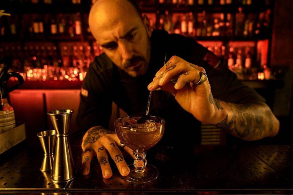 El mejor bartender de España pone sus cócteles en Madrid