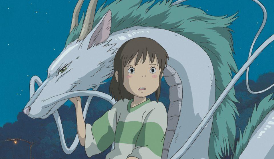 'El viaje de Chihiro' vuelve a los cines por su 20 aniversario
