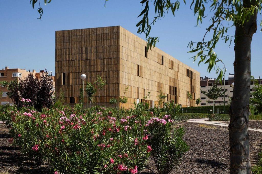 Casa de Bambú: uno de los edificios más sorprendentes de Madrid