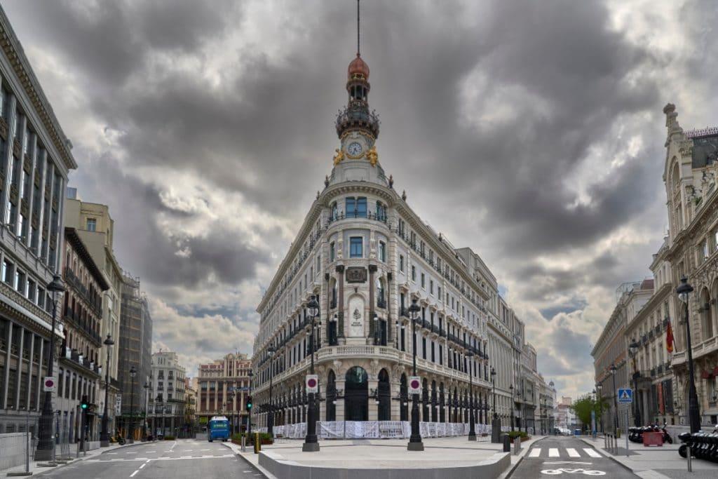 El centro de Madrid se llena de hoteles de lujo