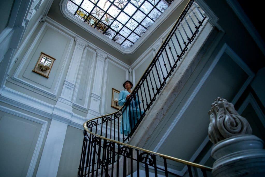 Murder Mystery: ¡el macabro juego inmersivo en un enorme palacio de Madrid!