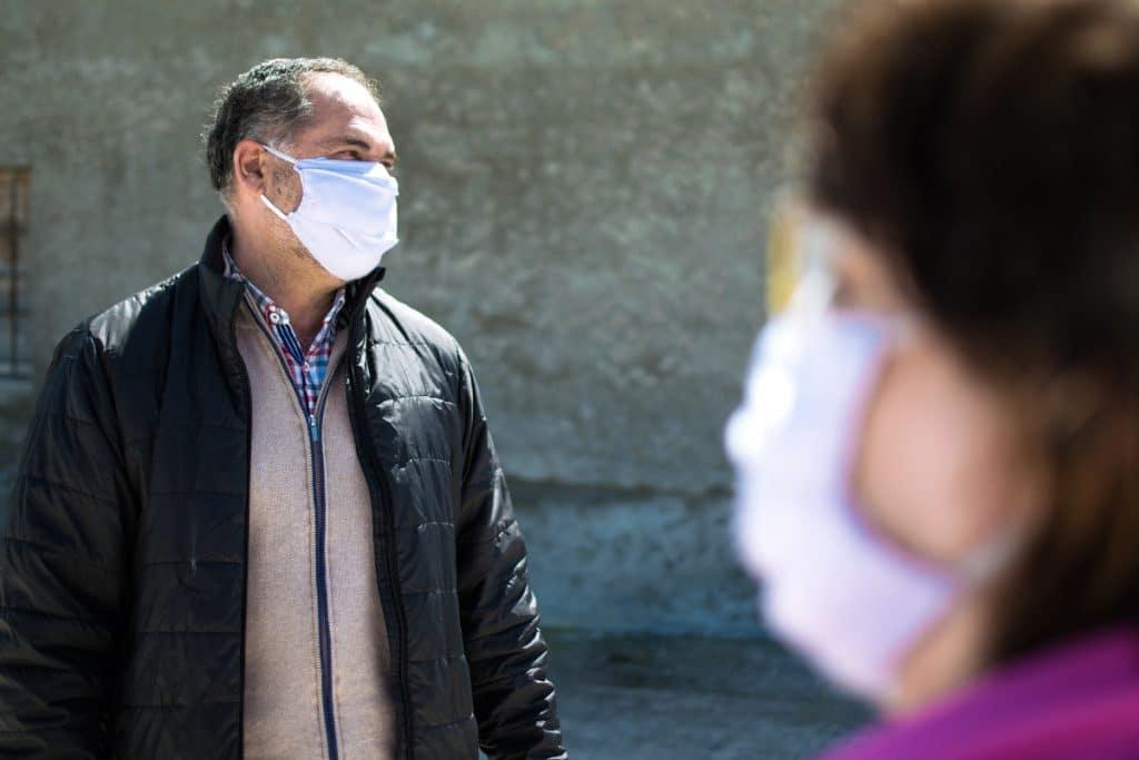 Madrid podría eliminar la obligatoriedad de la mascarilla en espacios abiertos
