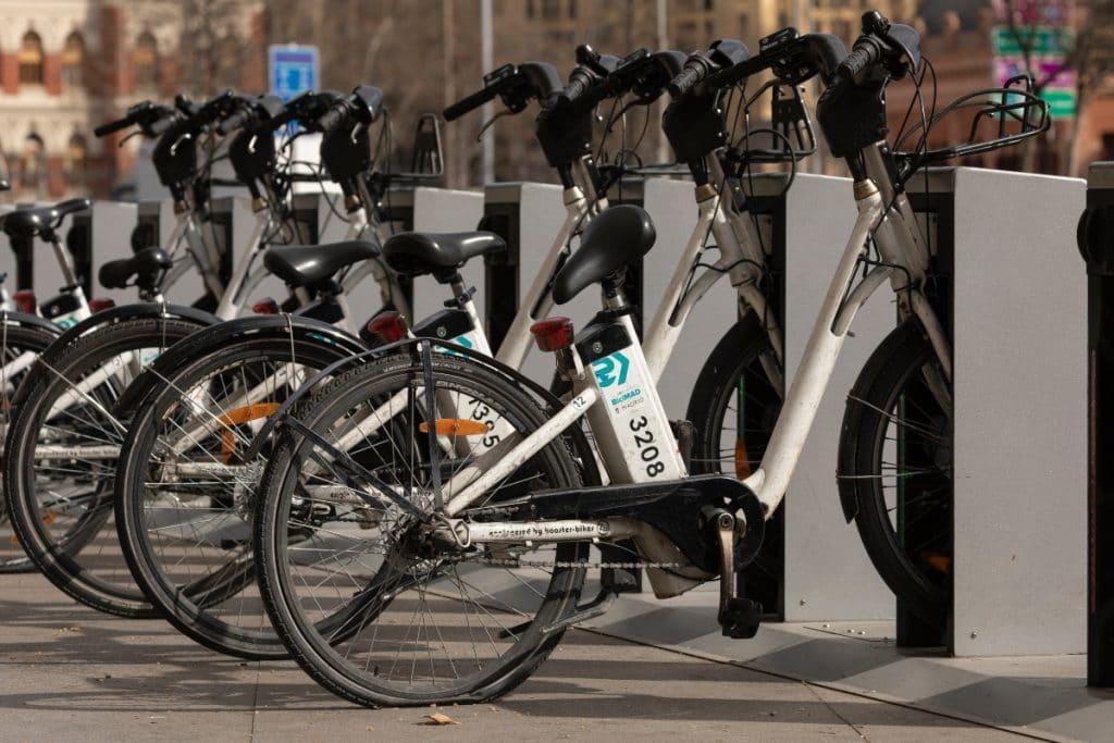 BiciMAD será gratis durante una hora