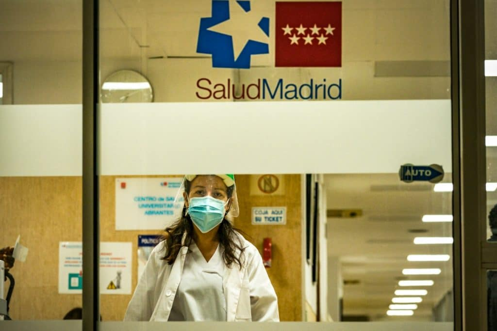 Los centros de salud madrileños tendrán mayor presencialidad desde junio
