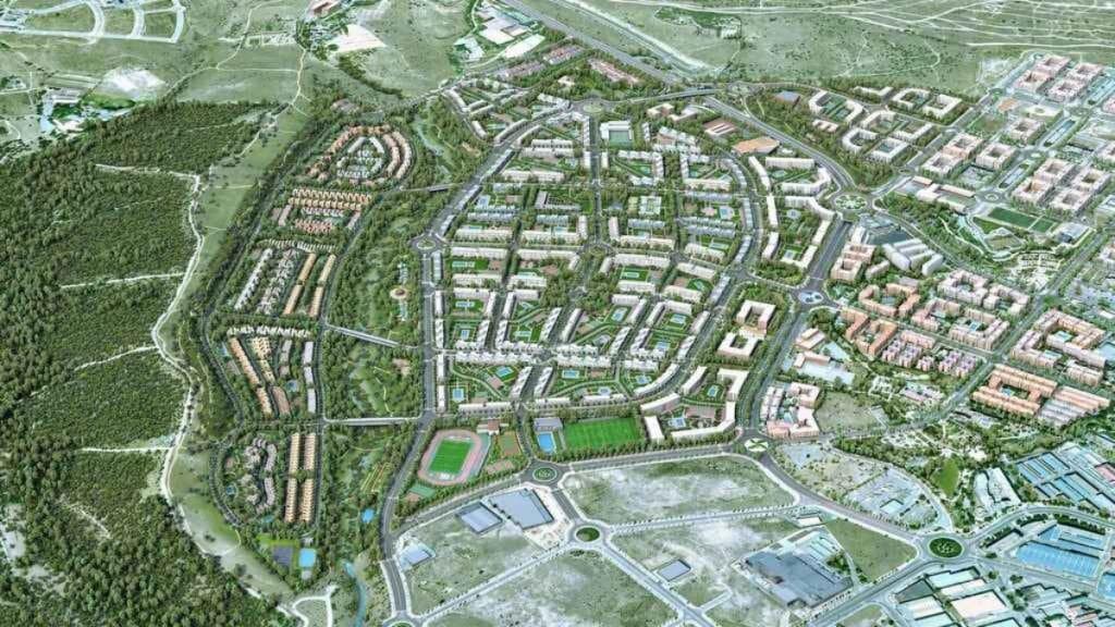 Valgrande: el nuevo barrio que tendrá más de 8.000 viviendas
