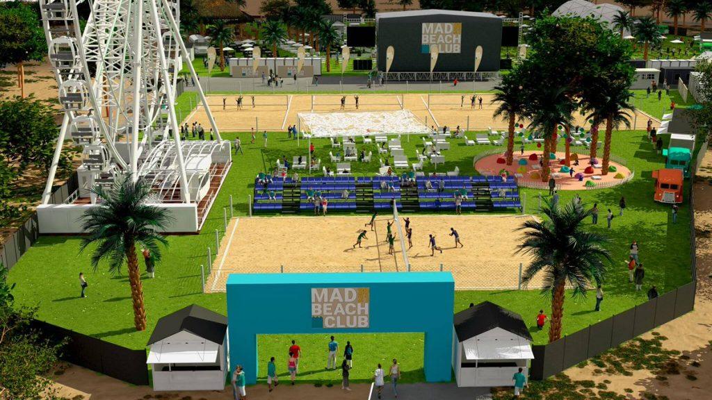"MadBeach Club: la apertura de la ""playa"" de Madrid se retrasa una semana"