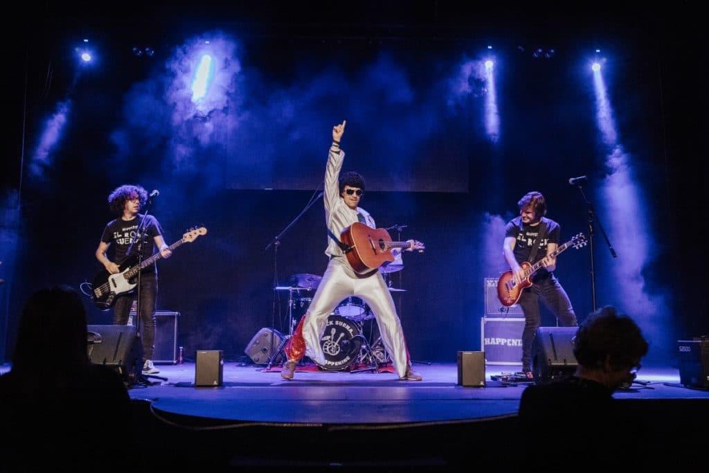 Llega «El rock suena… en familia», un espectáculo musical para todas las edades