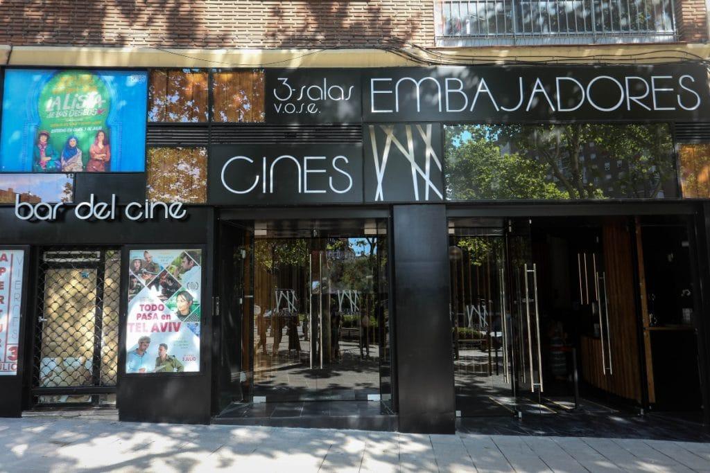El Cine Embajadores celebra su primer aniversario con entradas a 3,90€