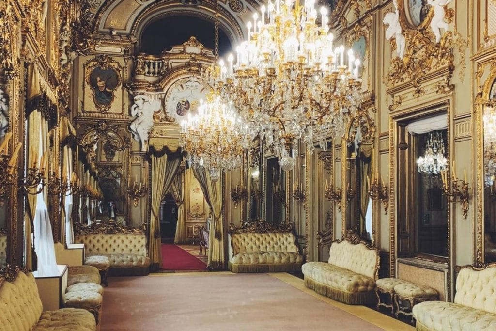 Vuelven las visitas guiadas al palacio de Fernán Núñez