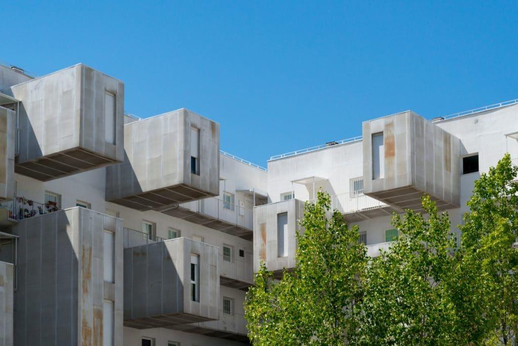 102 viviendas en Carabanchel: la VPO más sorprendente de Madrid