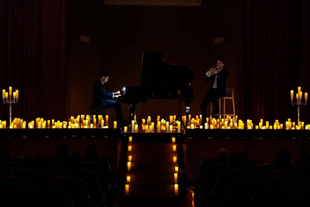 Candlelight: las sorprendentes novedades de los conciertos a la luz de las velas